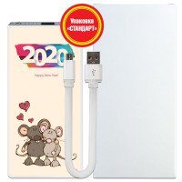 Power Bank Happy New Year, 7500 мАч