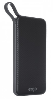 powerbank ERGO LP-129 TYPE-C 10000 mAh Li-pol (Black)