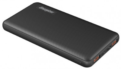 powerbank ENERGIZER UE10044PQ - 10000 mAh Li-pol+TYPE-C PD (Black)