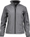 Куртка Ladies Lightweight Performance Softshell, серая, размер M