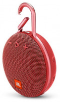 Audio/sp JBL Clip 3 Red (JBLCLIP3RED)