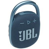 Audio/sp JBL Clip 4 Blue (JBLCLIP4BLU)